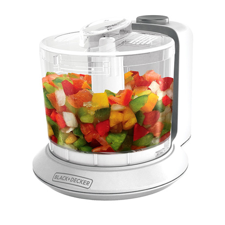 BLACK+DECKER HC306C 1.5-Cup Food Chopper Review