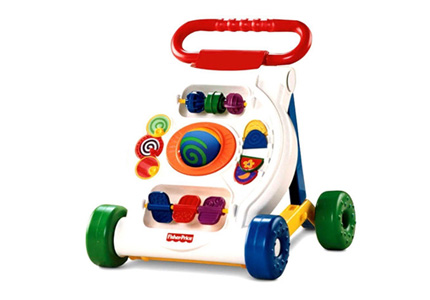 Fisher-Price Activity Walker Review (Bright Beginnings)