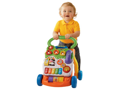 VTech Learning Walker Review (Sit-to-Stand)