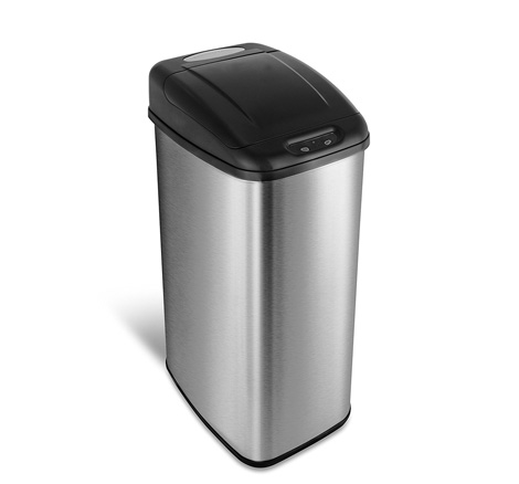 Ninestars 13.2Gal/50L The Original Automatic Motion Sensor Trash Can Review