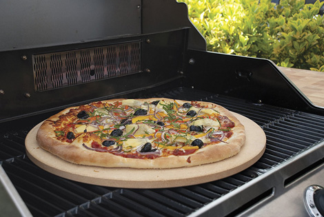 Pizzacraft ThermaBond Baking/Stone Pizza Review