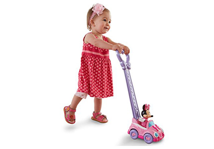 Fisher-Price Push Along (Disney's Minnie Mouse) Walker Review