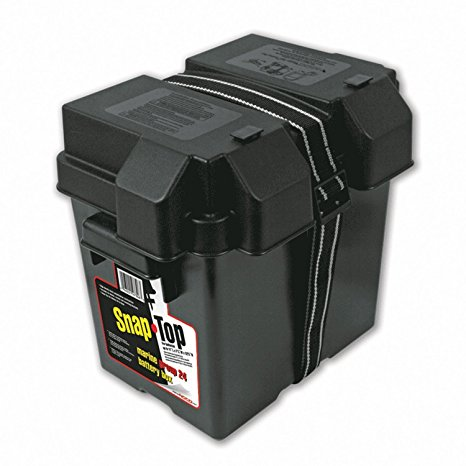 3. NOCO HM306BK Snap-Top Battery Box Review