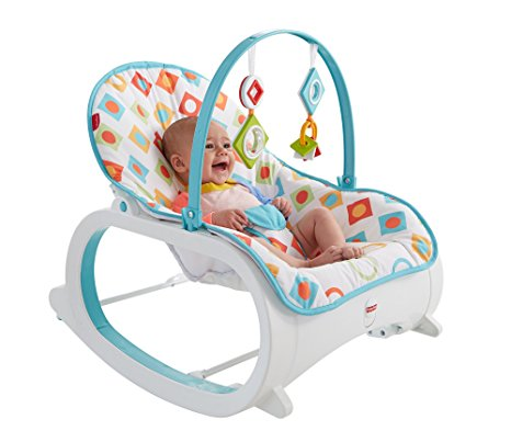 Fisher-Price Geo Diamonds Rocker Review