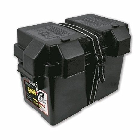 2. Generic 27m Snap Top Battery Box Review