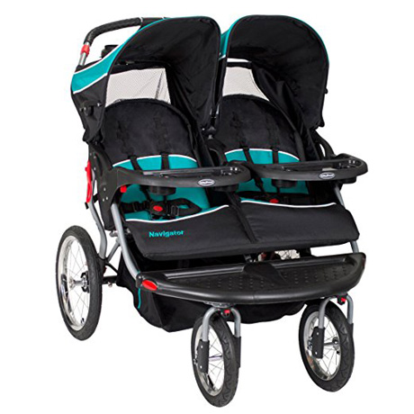 Baby Trend Tropic Jogger Stroller Review (Navigator Double)