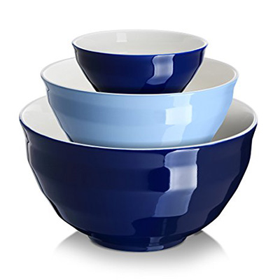 DOWAN 3 Packs Mixing Bowls Review