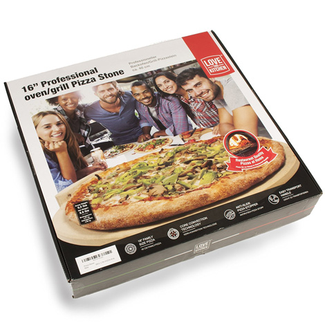 "Love This Kitchen 16"" Pizza Stone Review"