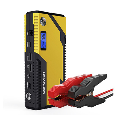 6. DBPOWER 600A Portable Car Jump Starter Review