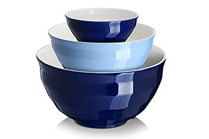 Best Ceramic Mixing Bowl Set Reviews