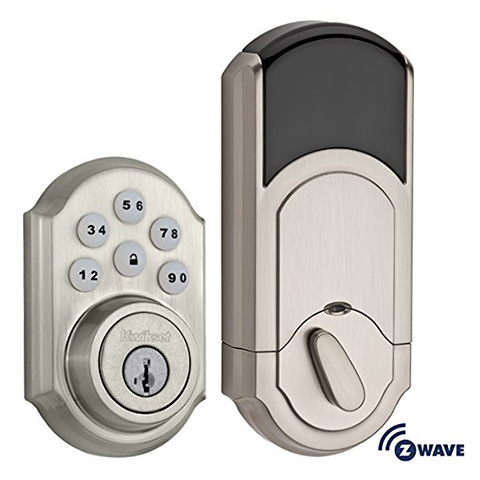 Kwikset 910 Z-wave SmartCode Electronic Touchpad Deadbolt Review