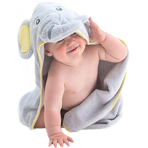Little Tinkers Elephant Hooded Baby Towel Review