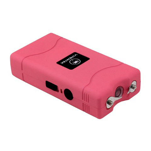 VIPERTEK Pink 400,000,000 Mini Stun Gun Review (VTS-880)