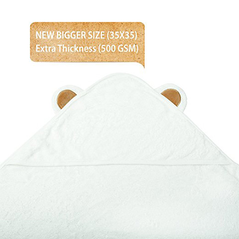 Natemia Extra Soft Hooded Towel Review