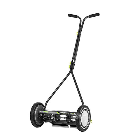 Earthwise 7 Blade Push Reel Mower Review