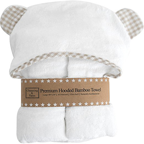 Premium Hooded Bamboo Towel Review