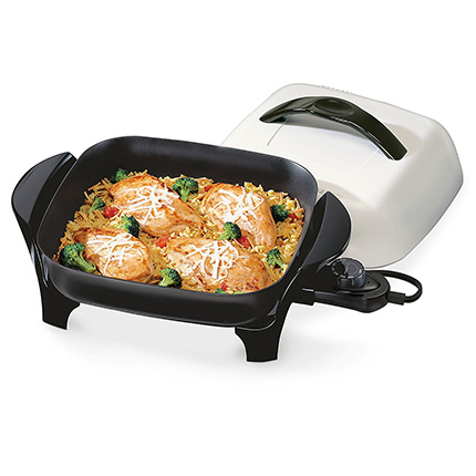 Presto 11-Inch Electric Skillet Review