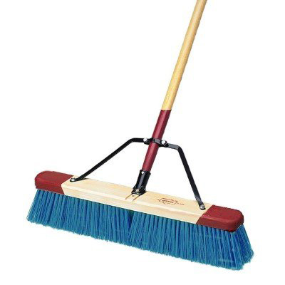 Harper Brush 7924A 24-inch Heavy Debris Push broom w/Handle Review
