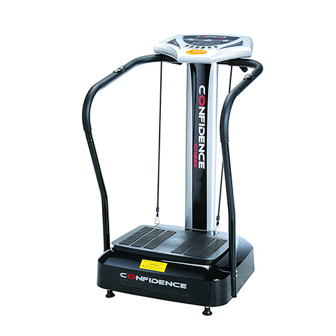 Confidence Black Full Body Fitness Vibration Machine Review