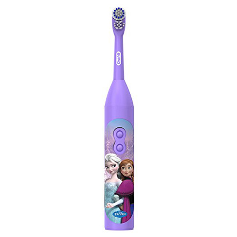 Oral-B Electric Toothbrush for Kids Review (Pro-Health)