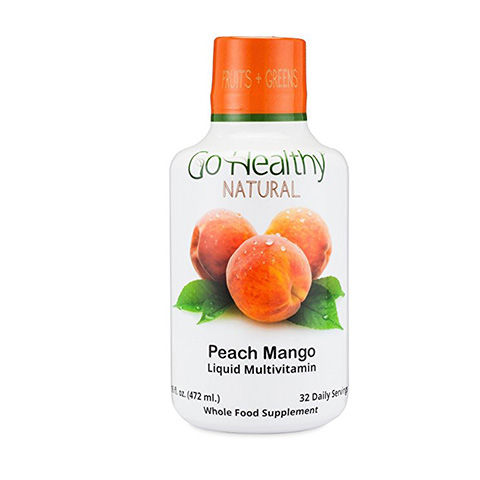 Go Healthy Natural Multivitamin Liquid with Organic Folate Review