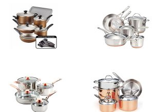 Best Copper Saucepan Set Review