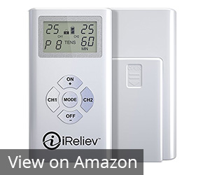 iReliev TENS Unit Electronit Pulse Massager Review