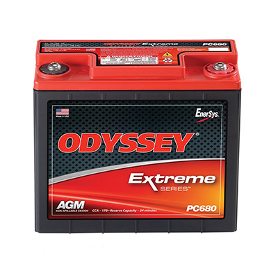 Odyssey PC680 Battery Review