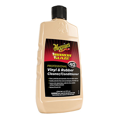 Meguiar's 16 oz. M40 Vinyl & Rubber Cleaner & Conditioner