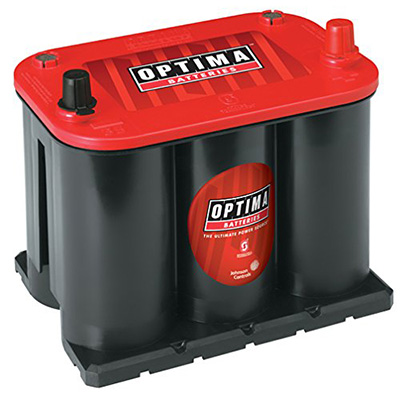 Optima RedTop Starting Battery Review (OPT8020-164 35)