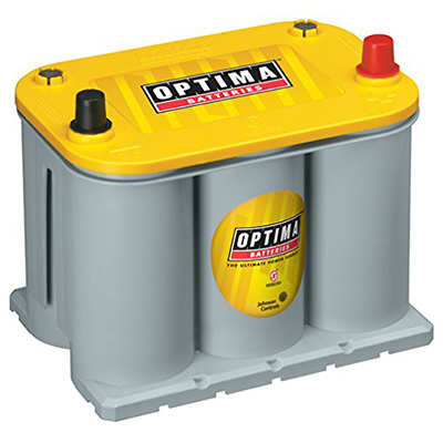 Optima YellowTop Dual Purpose Battery Review (8040-218 D35)