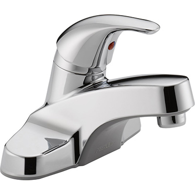 Peerless Classic Bathroom Faucet-from Delta Faucet Review