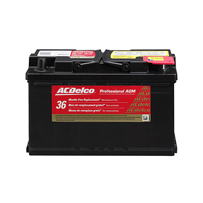 ACDelco 94RAGM Automotive 94R Battery