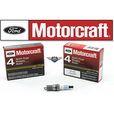 Motorcraft Pack of 8 Spark Plug SP-479 AGSF22WM Review