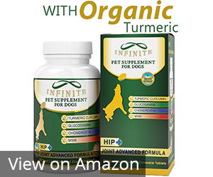 Infinite Pet Supplements All-Natural Hip & Joint Supplement Review