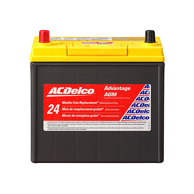 ACDelco AGM Automotive Battery Review (ACDB24R)