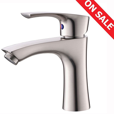 Kingo Home Stainless Steel Faucet Review