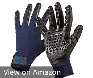 Pat Your Pet Grooming Gloves Review