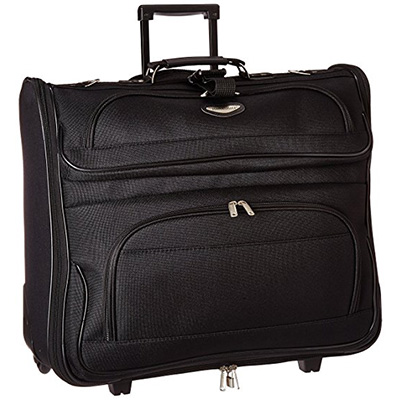 Traveler's Choice Upright Rolling Garment Bag