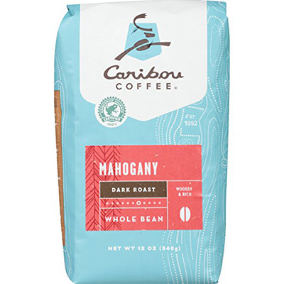 Caribou Coffee Mahogany Whole Bean Review