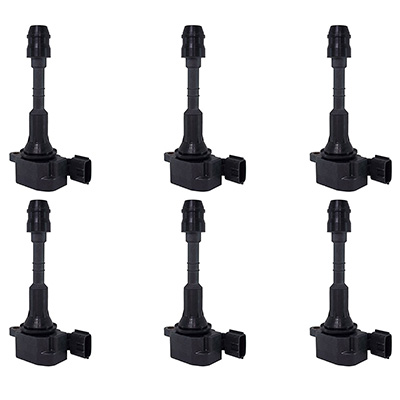 Parts Galaxy Ignition Coil Kit Set of 6