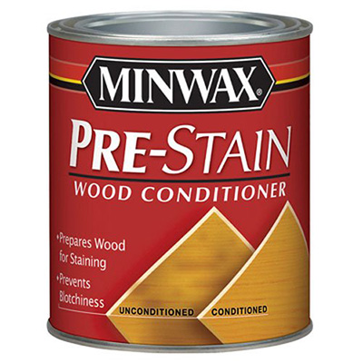Minwax Pre Stain Conditioner Review