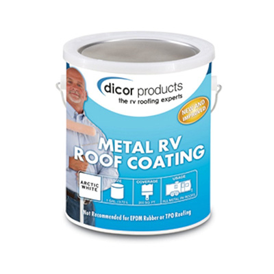 Dicor Metal Roof Coating Review