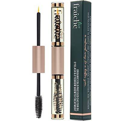 Live Fraiche Cold Pressed Eyelash Growth Serum