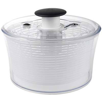 3. OXO SoftWorks Salad Spinner