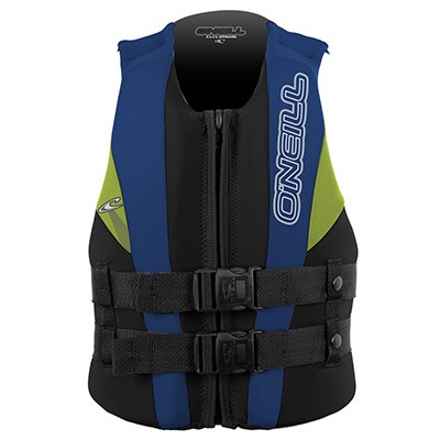 1. O'Neil Wetsuits Kids Fishing Vest