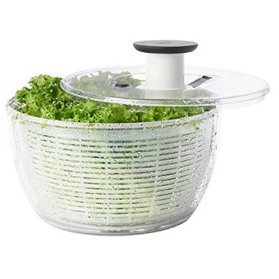 1. OXO Good Grips, Large Salad Spinner