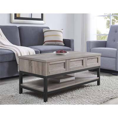 Ameriwood Home Lift Up Coffee Table