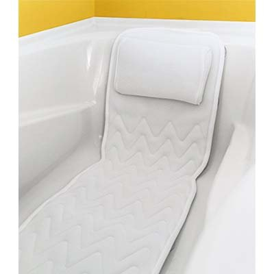 6. IndulgeMe Full Body Bath Pillow & Mat Review