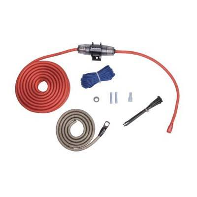 1. Rockford Fosgate RFK8 8 AWG Amplifier Install Kit
